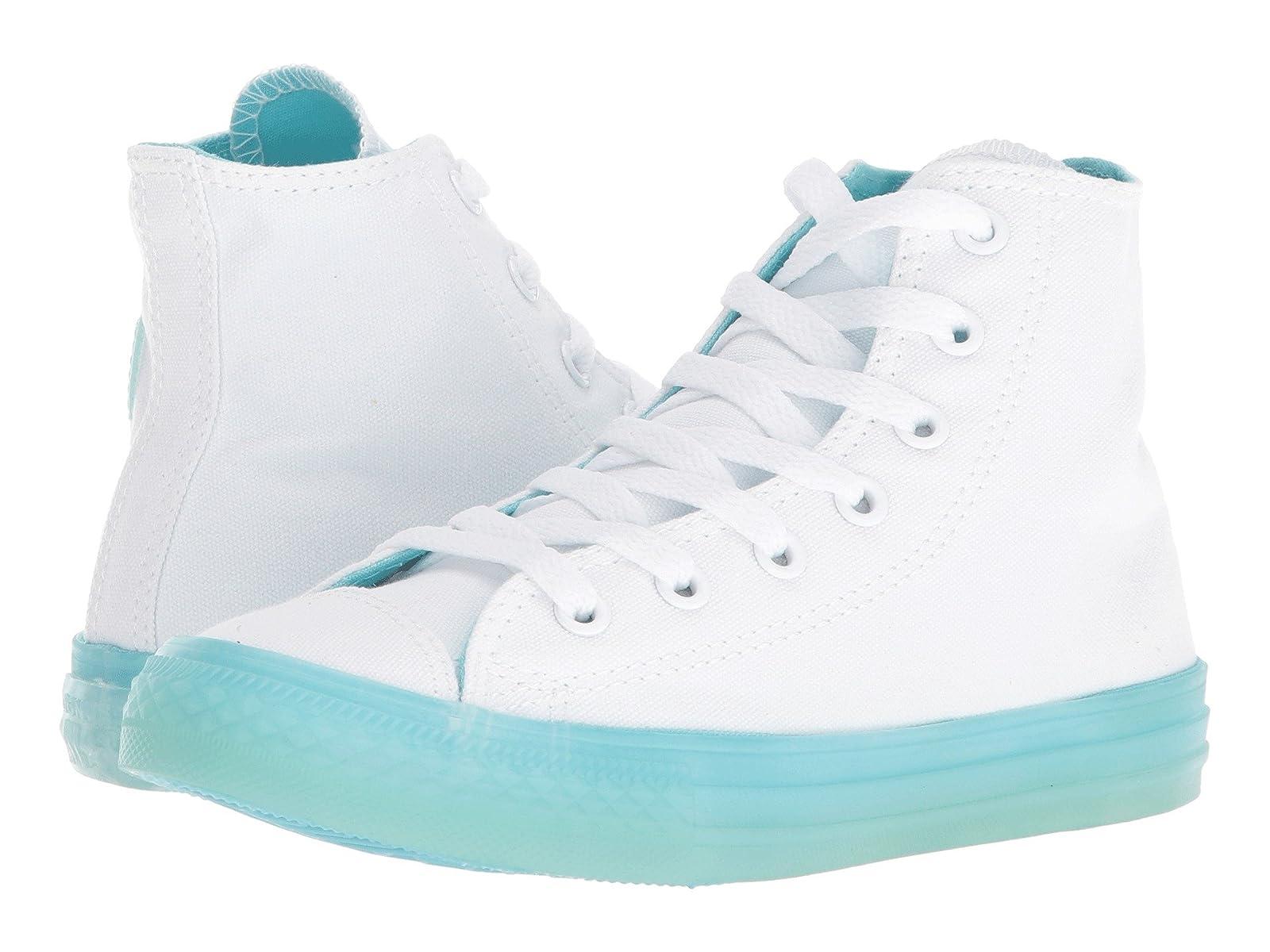Converse Kids Hi Chuck Taylor® All Star® Jelly Hi Kids (Little Kid/Big Kid) 2cb3bc