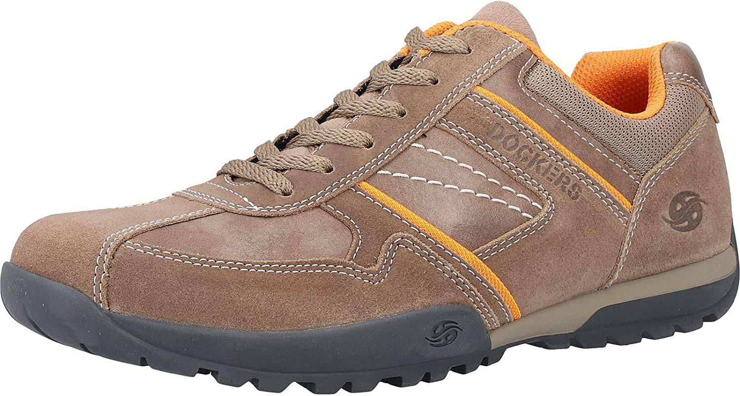 Dockers Men's 36HT020 Low-Top Sneakers