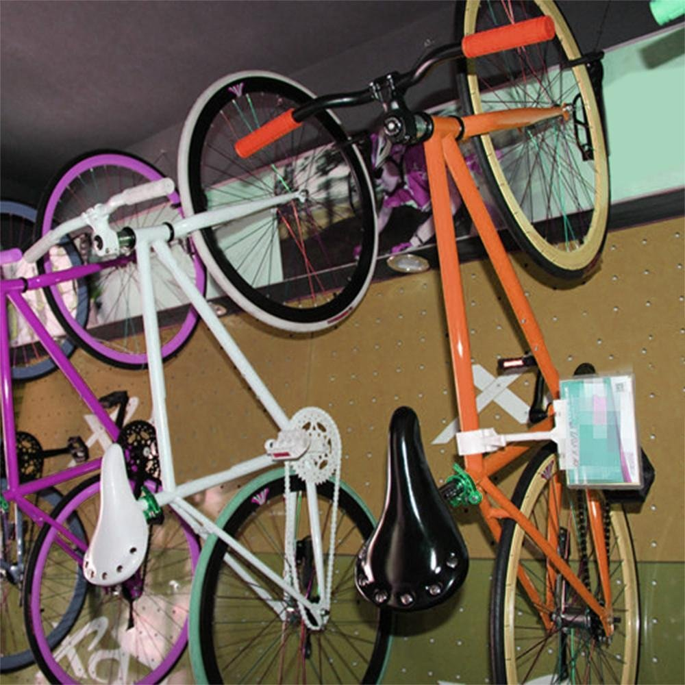yahee 2 x SET ei-on – Soporte de pared bicicleta gancho pared ...