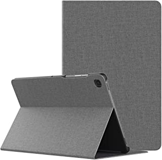 MoKo Case Fit Samsung Galaxy Tab S5e 2019, Premium Light Weight Stand Folio Shock Proof Cover Case with Auto Wake/Sleep for Galaxy Tab S5e SM-T720/SM-T725 Tablet - Denim Gray