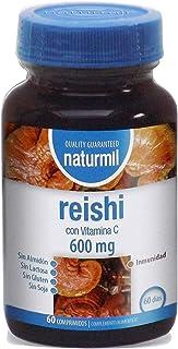DietMed Reishi 600Mg. con Vitamina C. 60 Comp. 1 Unidad. 150 g
