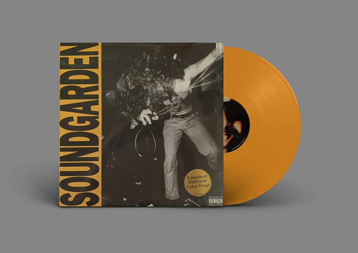 Louder than Love - Exclusive Limited Edition Yellow Translucent Colored Vinyl LP