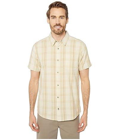 Toad&Co Airscape Short Sleeve Shirt (Salt) Men