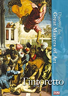 Discover the Great Masters of Art - Tintoretto DVD [Reino Unido]
