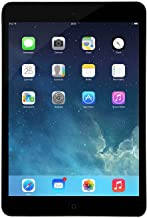 Apple iPad mini 7.9in WiFi 16GB iOS 6 Tablet 1st Generation - Black & Space Gray (Renewed)