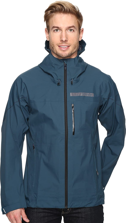 adidas Outdoor Men's Terrex Fastr Gore-Tex Active Shell 3 Jacket