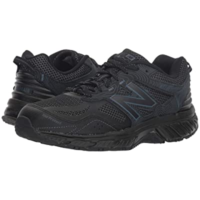 New Balance 510v4 (Black/Thunder) Women