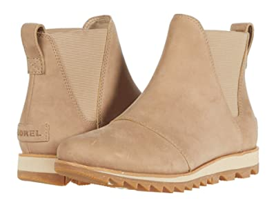 SOREL Harlowtm Chelsea (Sandy Tan) Women
