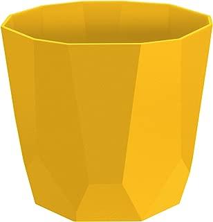 Elho B.for Rock 16 - Flowerpot - Ochre - Indoor - 脴 16.6 x H 14.8 cm