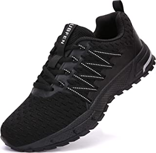 UBFEN Running Shoes for Mens Womens Sports Fashion Sneakers Indoor Outdoor Walking Fitness Jogging Athletic Road Casual Fo...