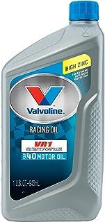 Best Valvoline - 822390 VR1 Racing SAE 40 Motor Oil 1 QT Review