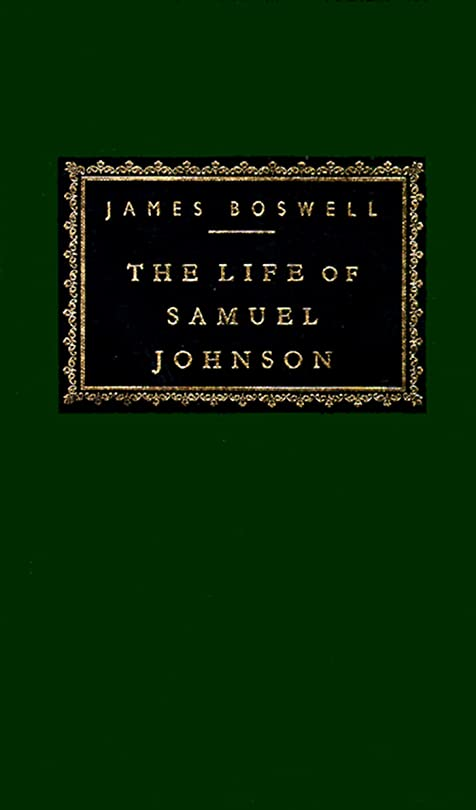 威信フォロー砲兵The Life of Samuel Johnson (English Edition)
