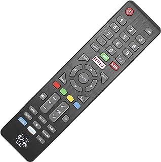 CONTROL EXPERT Control Remoto Polaroid Makena Smart TV con Boton de Netflix y Youtube