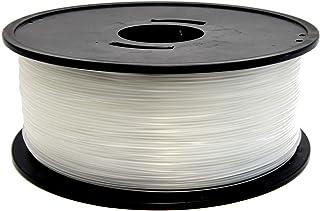 ARIANEPLAST - 3D filament ABS ø1.75 mm - Pour Imprimante 3D - Résistant dans le Temps - Certifié ROHS - Translucide - Bobi...
