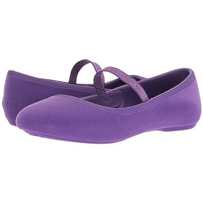 Native Kids Shoes Margot Velvet (Little Kid) (Starfush Purple) Girls Shoes