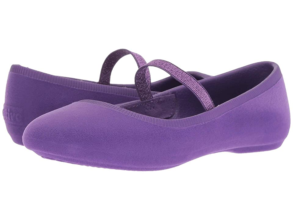 Native Kids Shoes Margot Velvet (Little Kid) (Starfush Purple) Girls Shoes
