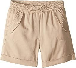 Twill Shorts (Big Kids)