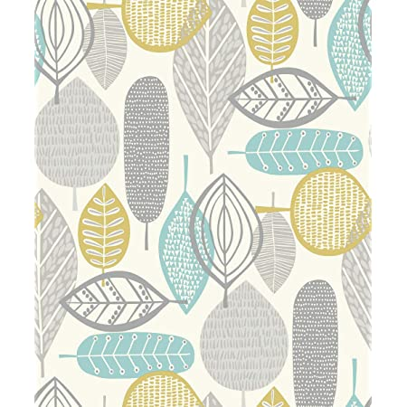 Arthouse 902302 Wallpaper, Blue, One Size