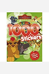 Disney The Lion Guard 1000 Stickers Paperback