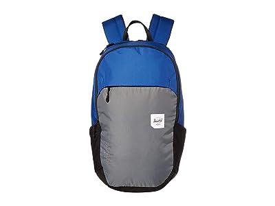 Herschel Supply Co. Mammoth Medium (Monaco Blue/Quiet Shade) Backpack Bags