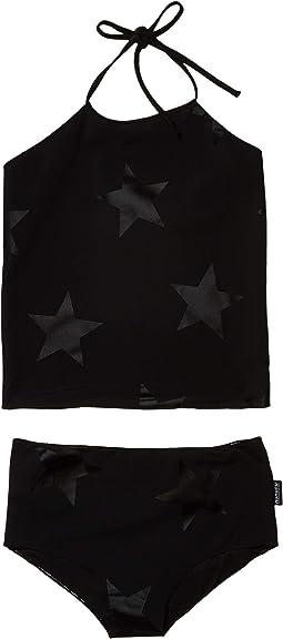 Star Collar Bikini (Little Kids/Big Kids)
