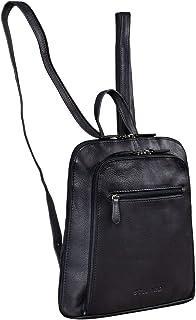 STILORD 'Talisa' Kleiner Leder Rucksack Damen Vintage Rucksackhandtasche Lederrucksack Handtasche City Ausgehen Shopping D...