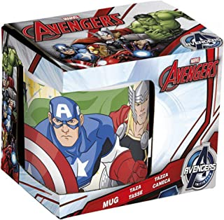 Los Vengadores Avengers Suncity AVD102069 -Los Botella plastico