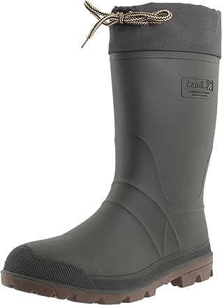 Kamik Men's Icebreaker Rubber Boots