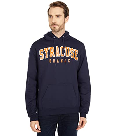 Champion College Syracuse Orange Eco(r) Powerblend(r) Hoodie (Navy) Men