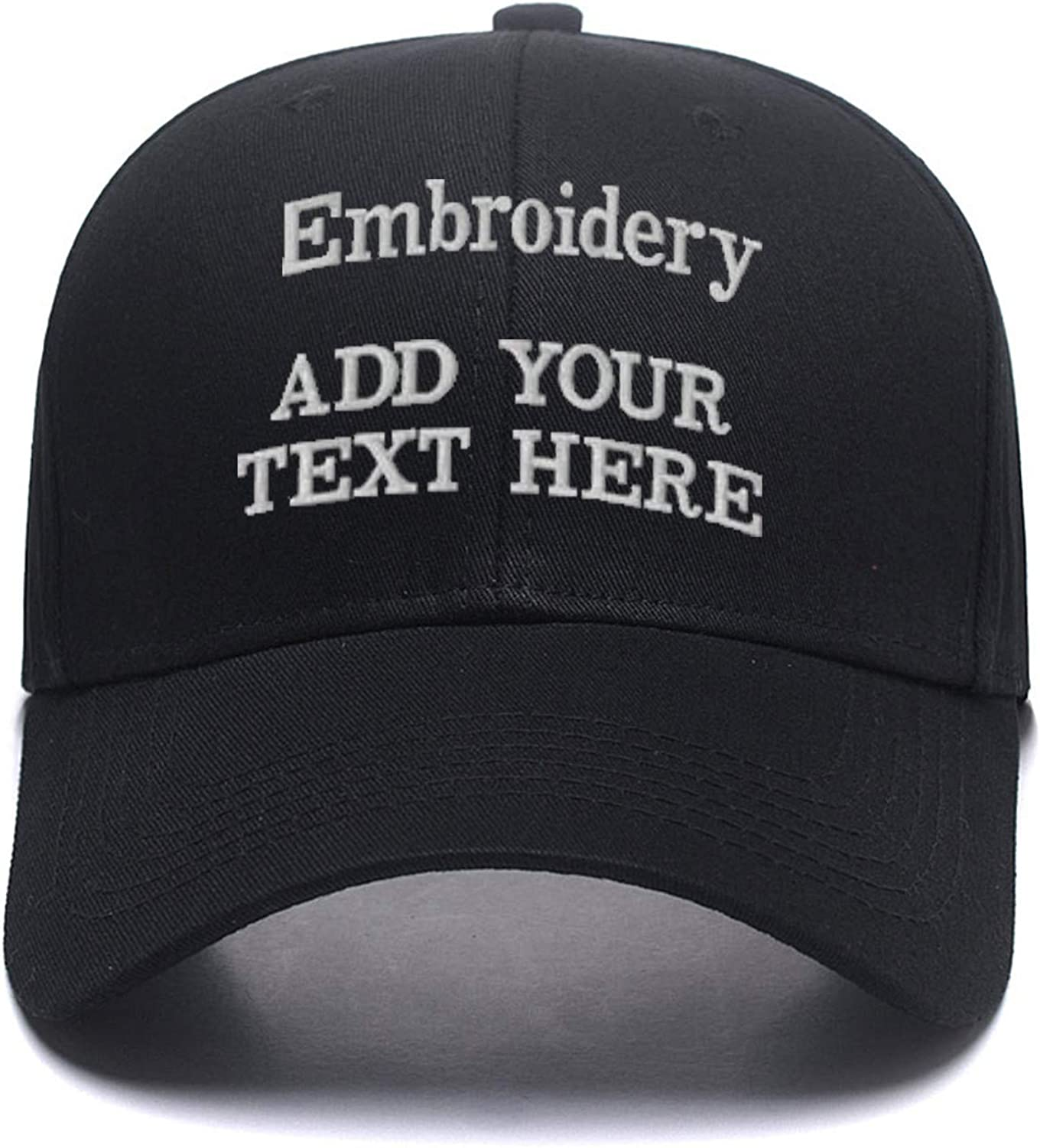 Ranking TOP2 Super Special SALE held Custom Embroidered Baseball Caps Ponytail Bun Messy Pon High Hat