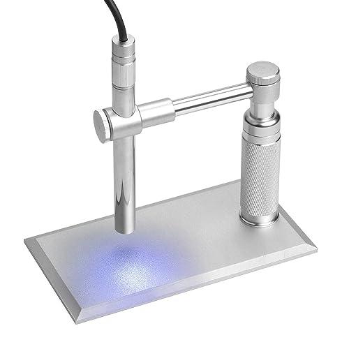 USB microscopio digital, MixMart usb endoscopio con sensor CMOS avanzada, 1600 x 1200 HD Imaging, 500X ampliación