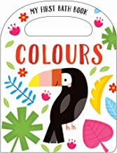 My First Bath Book: Colours