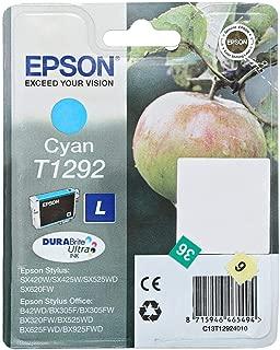 Epson Toner Cartridge - T-1292, Cyan