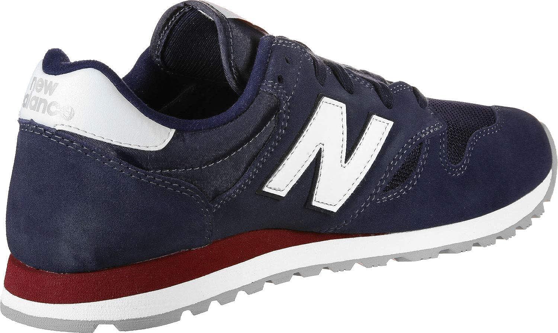 new balance u520 bleu
