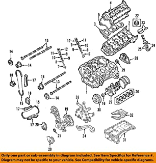 Nissan 13085-7S012, Engine Timing Chain Guide