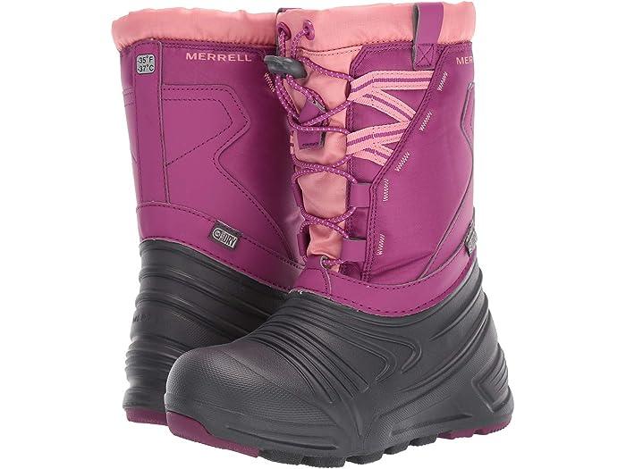 Snow Quest Lite Waterproof Snow Boot Little Kid//Big Kid Insulated Boots