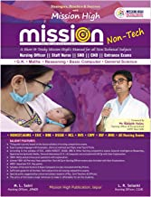 Mission Non Tech Guide for Nursing Officer Exams AIIMS NORCET ESIC RRB DSSSB