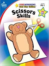 Carson Dellosa | Scissors Skills Workbook | Preschool–1st Grade, (Home Workbooks) PDF