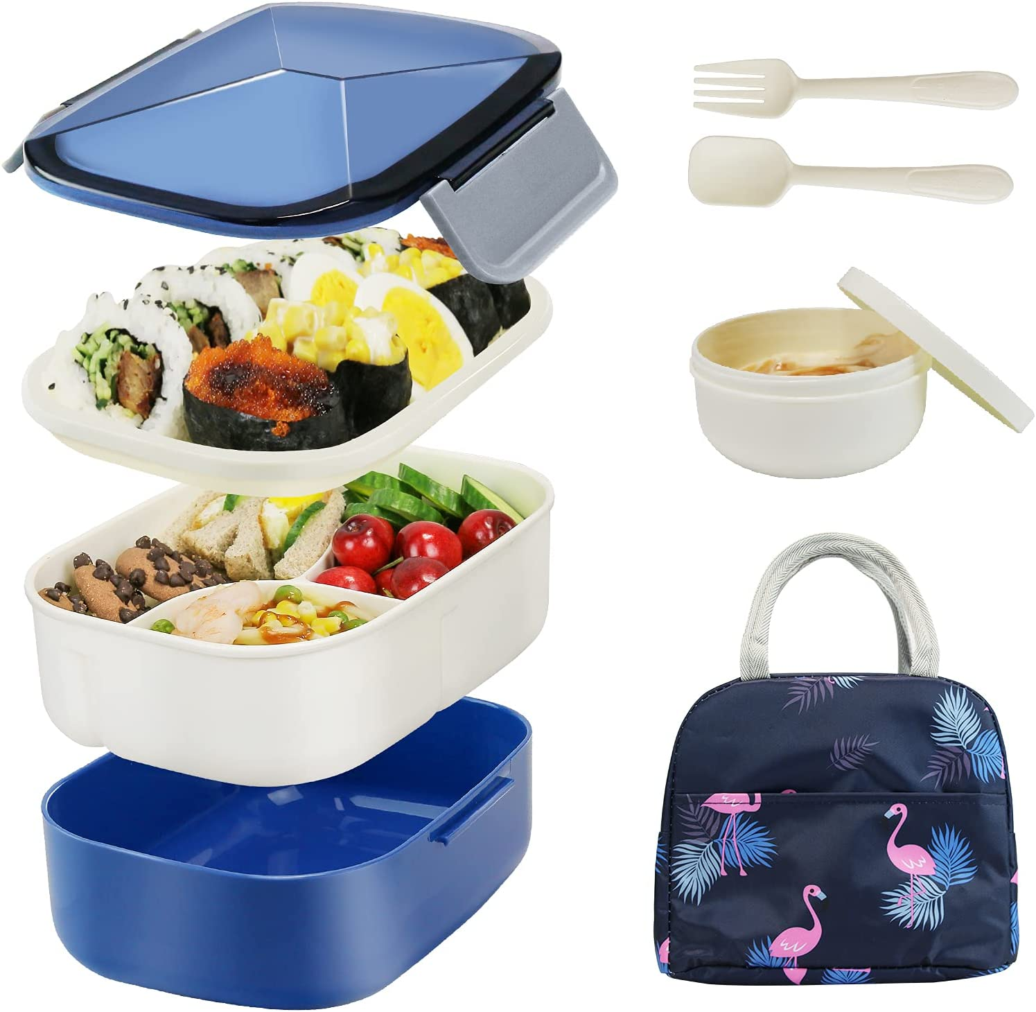 Bestjing Bento Lunch box for BPA Product Box 54.1oz Free Adults Cheap super special price
