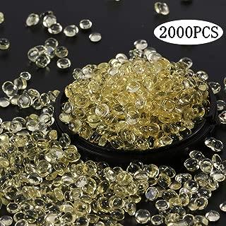 100g 2000 PCS Keratin Glue Pellets Fusion Hair Tools Hair Extension Fusion Tips Rebond Granules Beads