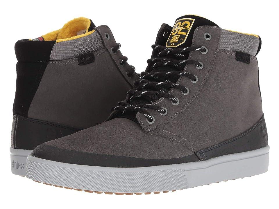 etnies Jameson HTW X 32 (Grey/Black/Yellow) Men