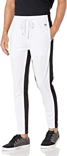 Southpole Men's Athletic Skinny Track Pants Open Bottom