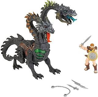 True Legends Heroes of Olympus Playset - Hydra and Hercules
