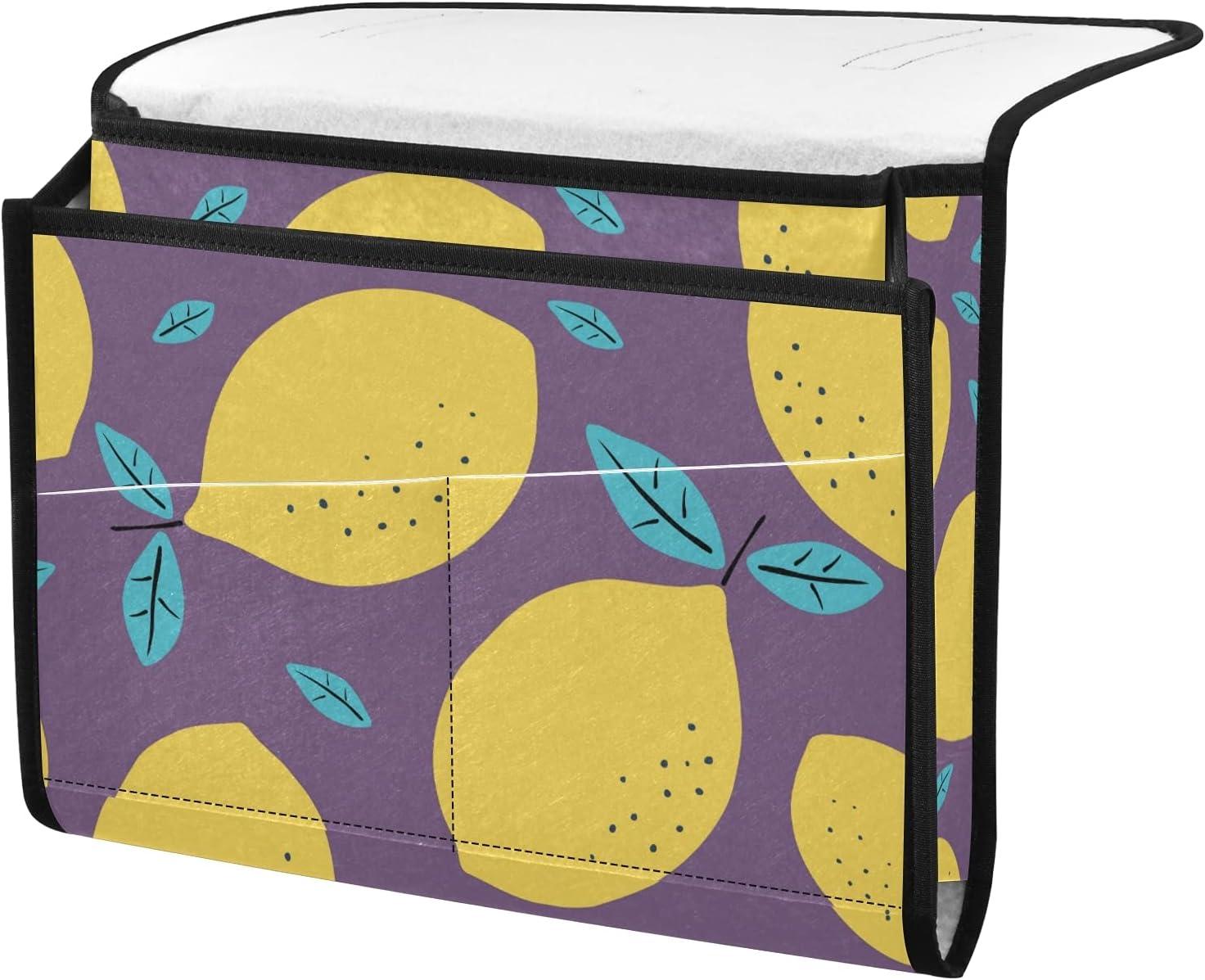 SUABO Superior Citrus Bedside Caddy Armr Sofa Storage Organizer lowest price