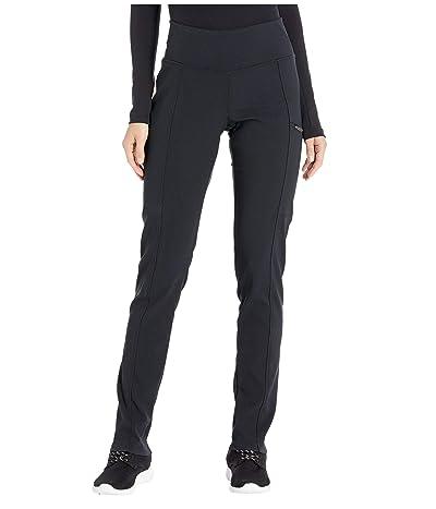 Columbia Back Beautytm High-Rise Warm Winter Pants (Black) Women