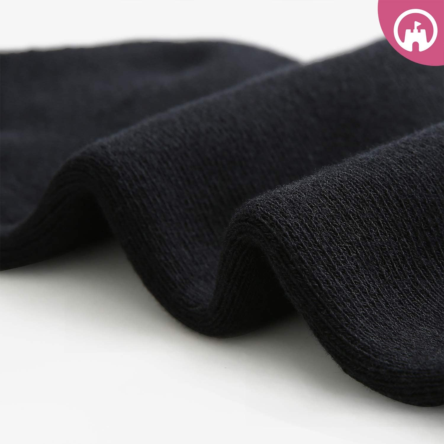 LIMPIDEE Womens Crew Socks 6 Pairs 7-10//10-13 Winter Mid Calf Moisture Wicking Casual Cotton Socks