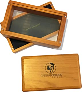 kief box with screen