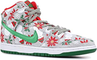 Nike Dunk High SB PRM Ugly Christmas Sweater (635525-036)