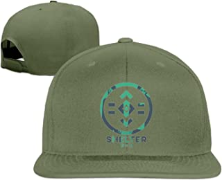Robinson Shelter Unisex Adjustment Baseball Hip Hop Cap Hat White (5 colors)