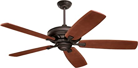 who makes the quietest ceiling fan